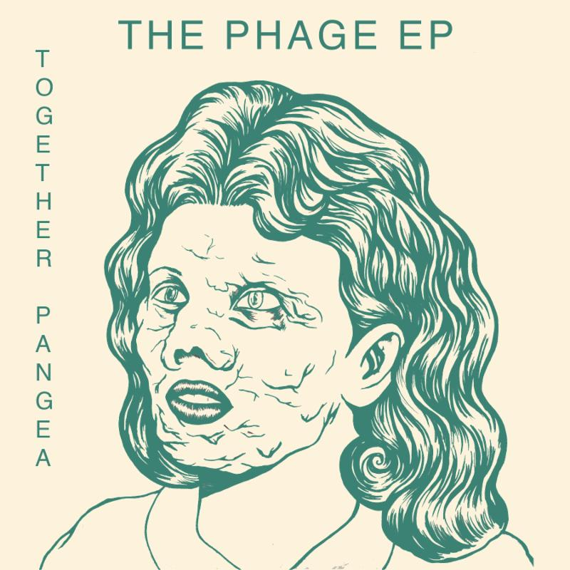 together PANGEA share second single off 'The Phage' EP, produced by Tommy Stinson