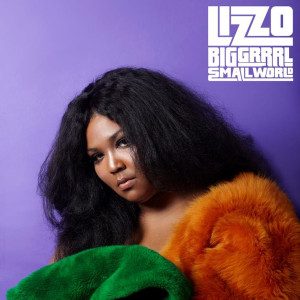 "Lizzo releases single ""Humanize"" from her forthcoming EP 'Big GRRRL Small World', released on her own label BGSW Records"