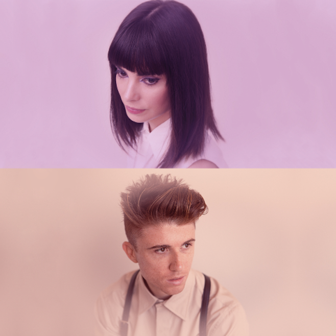 "School Of Seven Bells have unveiled the single ""Open Your Eyes"" from their final album from Their album titled SVIIB,"