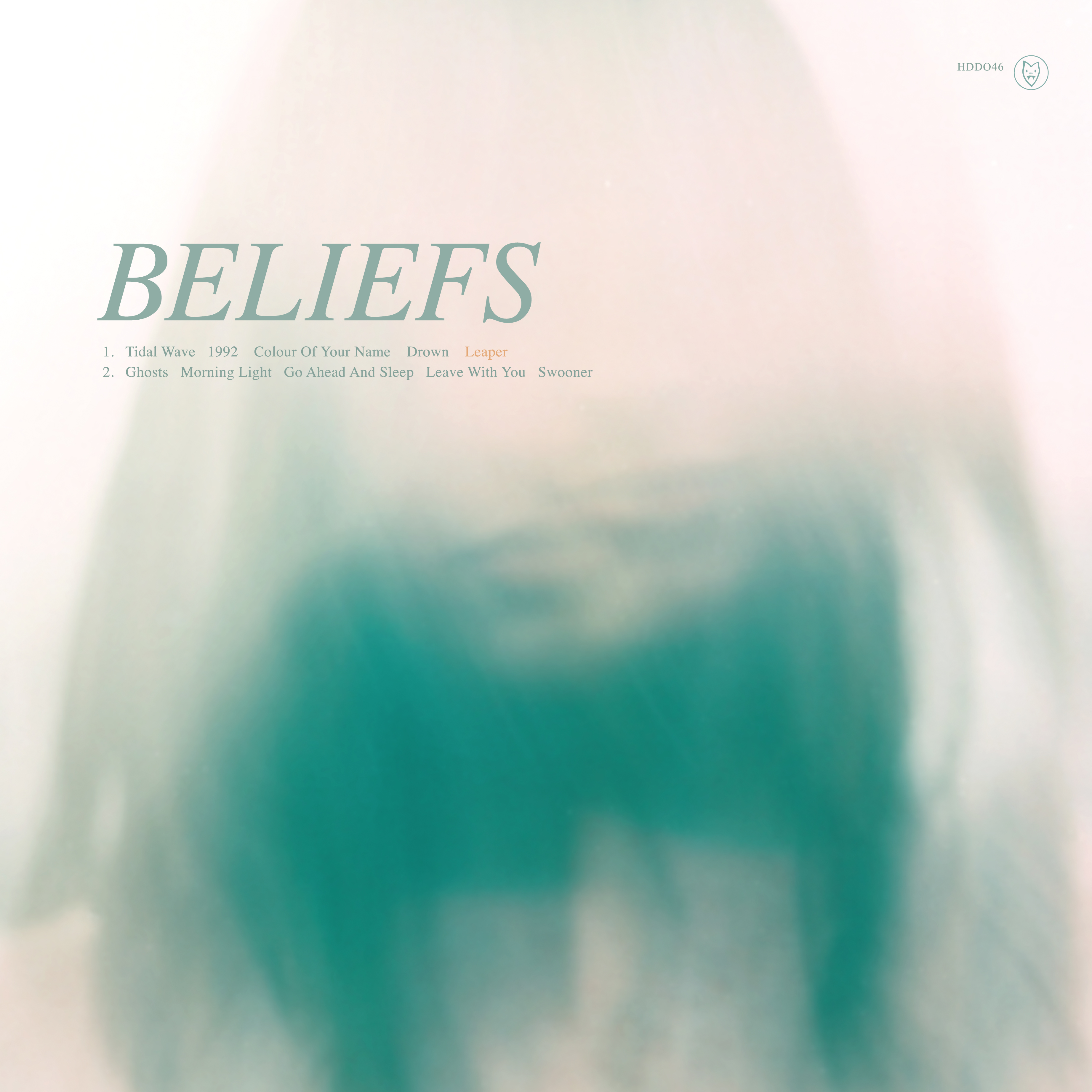 Beliefs new album 'Leaper' review. The band's full length comes out on November 13th via Hand Drawn Dracula.