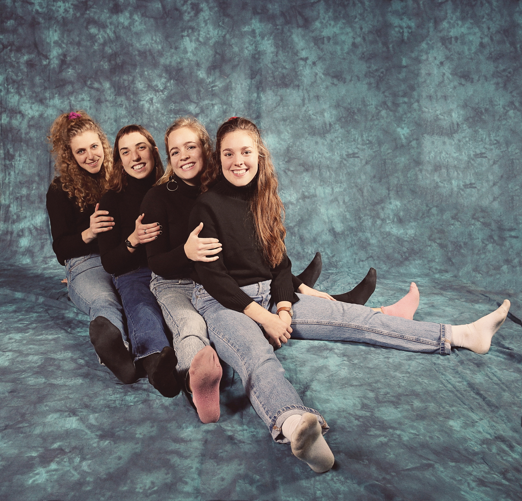 "Chastity Belt have debuted Shaun Libman's video for their track ""Lydia,"""