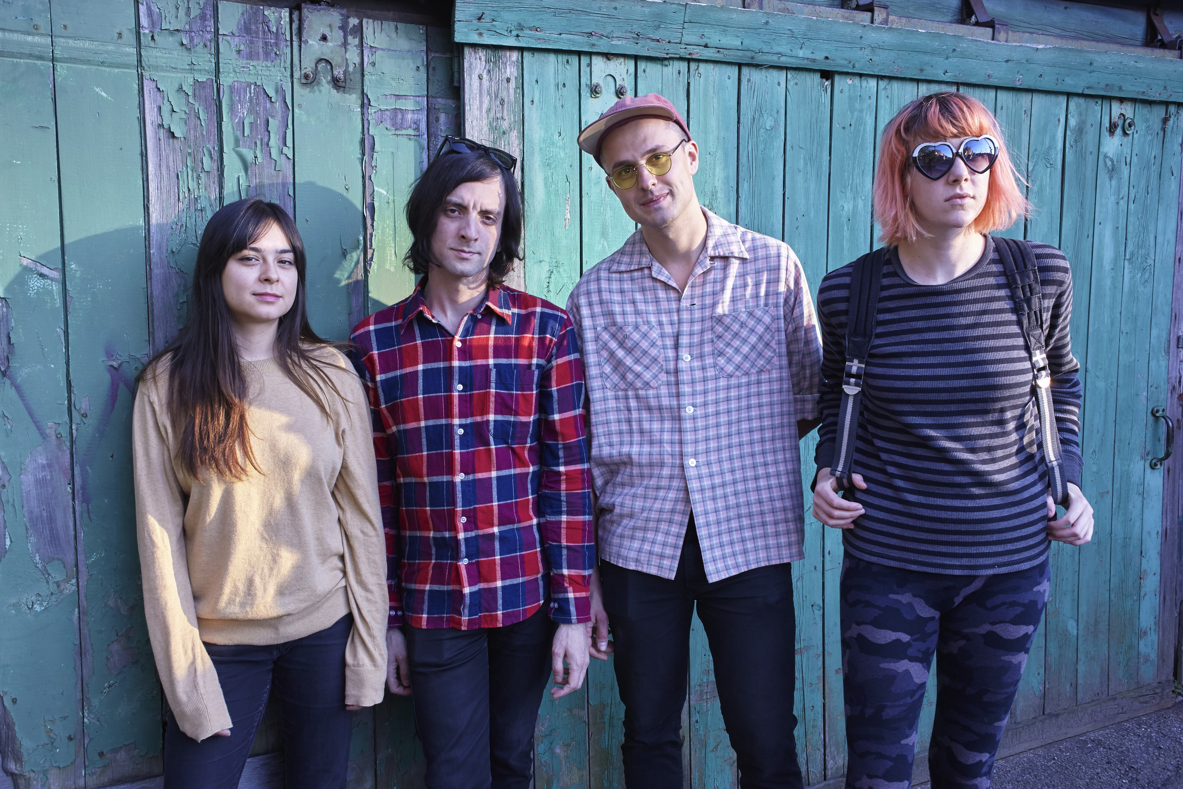 """Dilly Dally Premieres Video For """"The Touch"""""""
