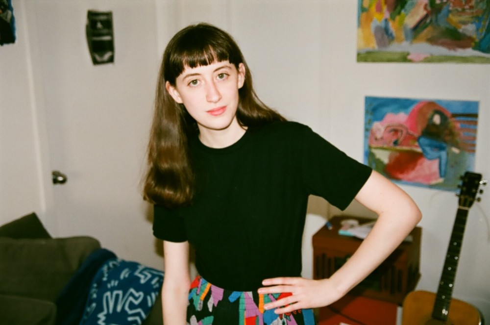Interview with Greta Kline aka Frankie Cosmos. The New York City singer/songwriter's new EP 'Fit Me In' comes out November 13th