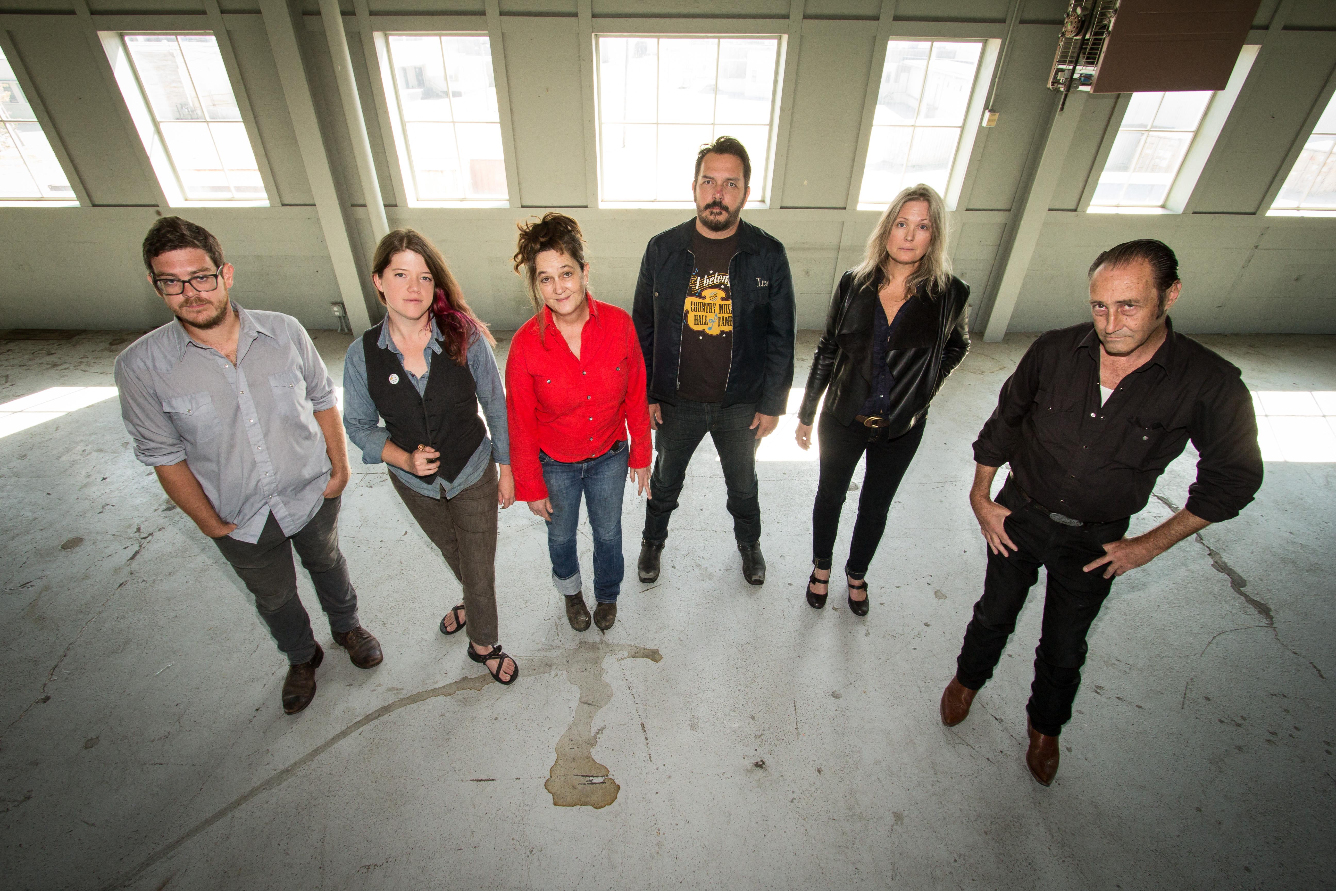 Freakwater Announces New Album Scheherazade
