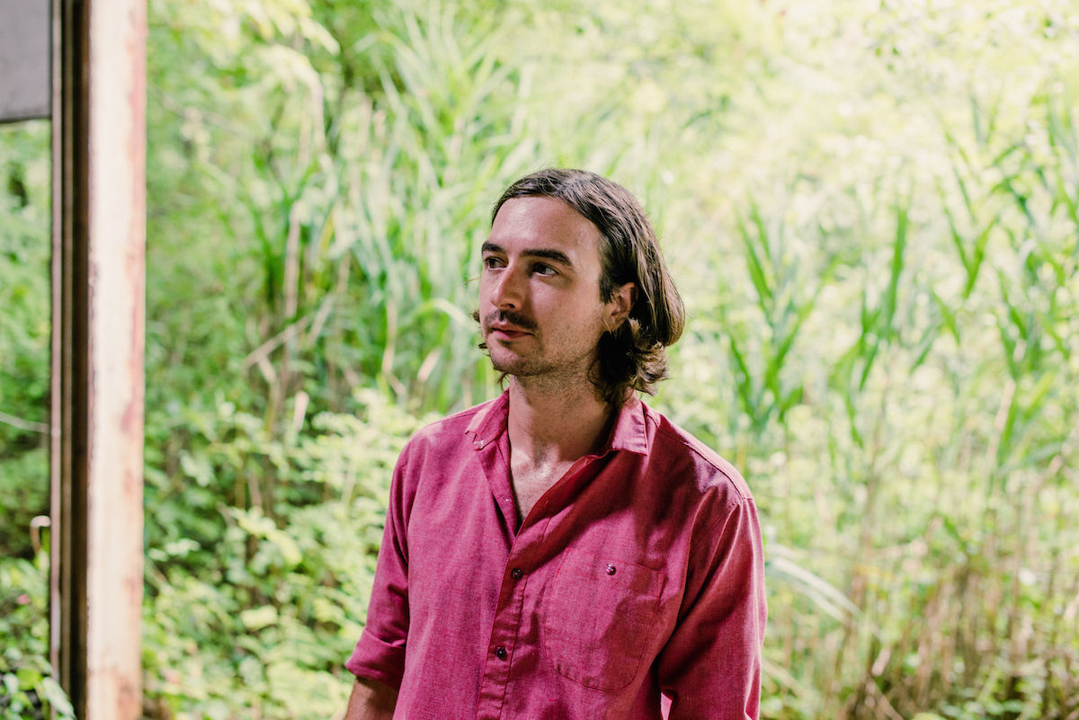 Interview with Martin Courtney, the Real Estate band member recently released his solo LP 'Many Moons' on Domino.