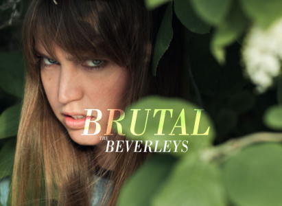 The Beverleys new album 'Brutal' review. The band's full-length comes out on November 6th via Buzz Records.