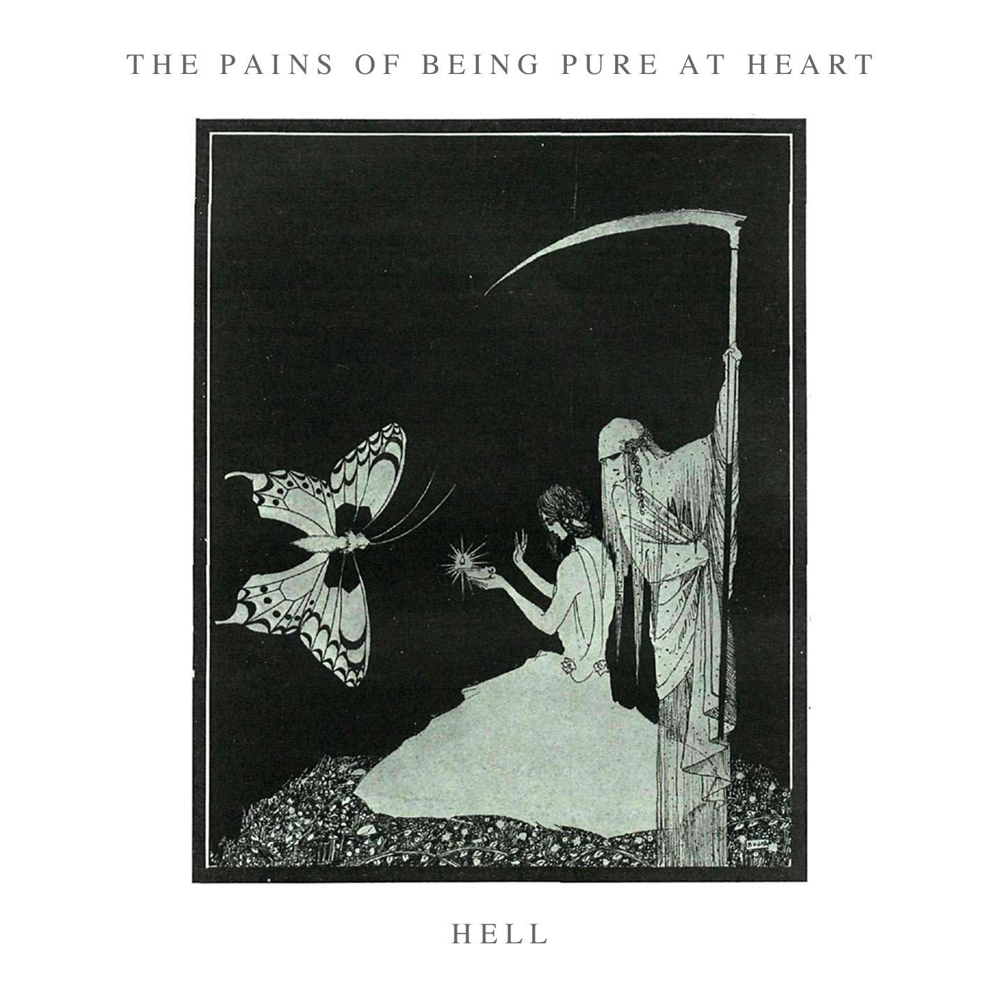 Album review The Pains of Being Pure at Heart 'Hell'