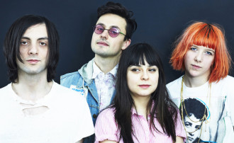 Dilly Dally guest on 'Records in my Life'.