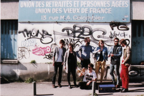 "French indie pop Orouni drop video/single for ""The Peanut Specialist"""