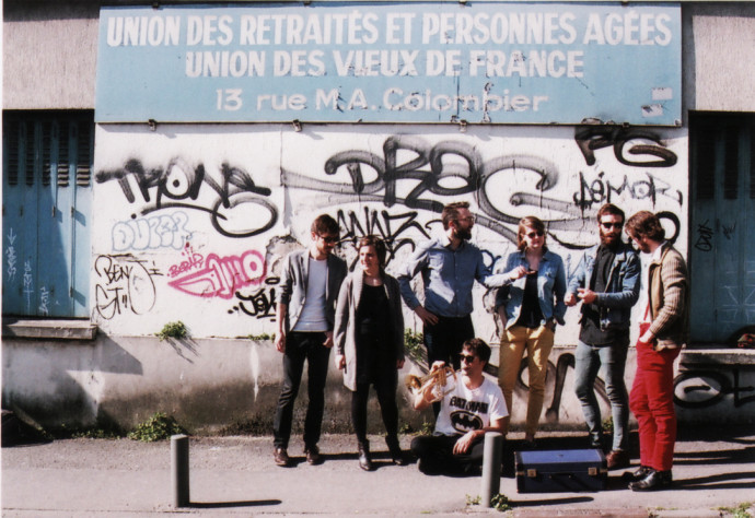 """French indie pop Orouni drop video/single for """"The Peanut Specialist"""""""