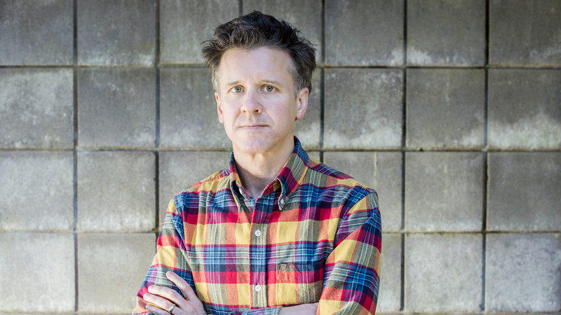 "Superchunk's Mac McCaughan has shared ""Staring at Your Hologram"", an instrumental remix ."