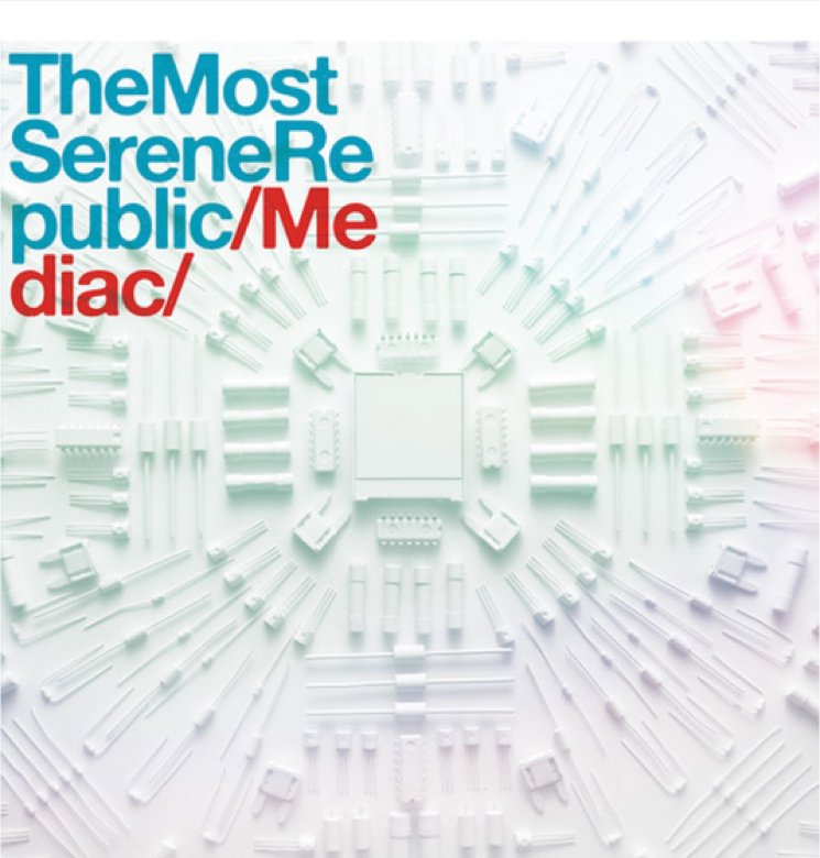 Review of 'Mediac' the new album by The Most Serene Republic. The full-length LP comes out on November 12th