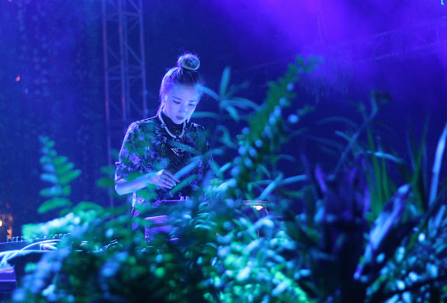 TOKiMONSTA just announced details for her album Fovere available January 29