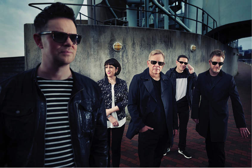 """New Order Reveals """"Tutti Frutti"""" Extended Mix, More Contributions to Singularity."""
