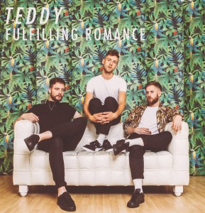 """TEDDY Share New Single 'Fulfilling Romance' Available Digitally November 6,Exclusive 7"""""""