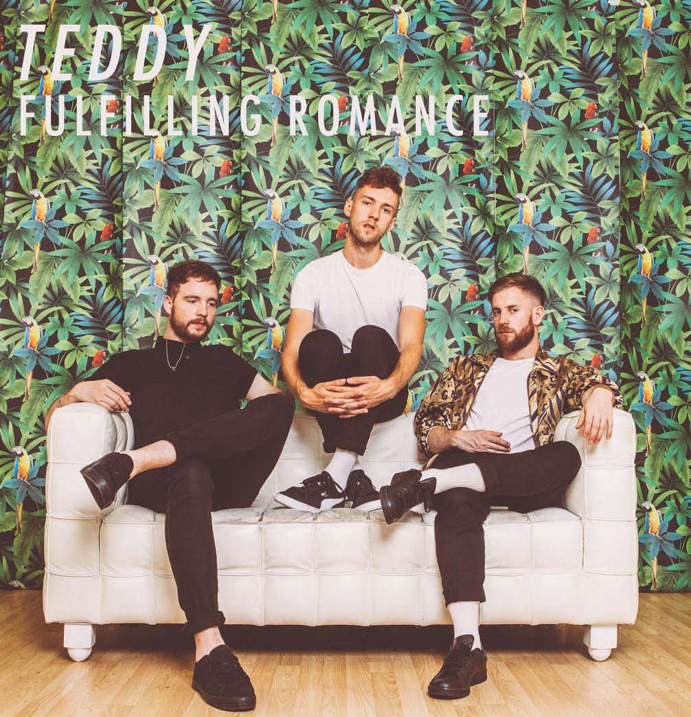 TEDDY Share New Single 'Fulfilling Romance' Available Digitally November 6,Exclusive 7""