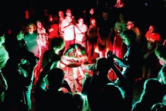 Yonatan Gat Shares New Live in São Paulo Video