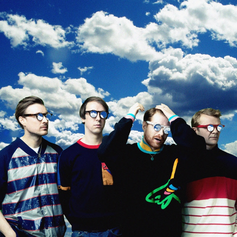 "Django Django have released a new video for their single ""Shot Down"" the track comes off 'Born Under Saturn'."