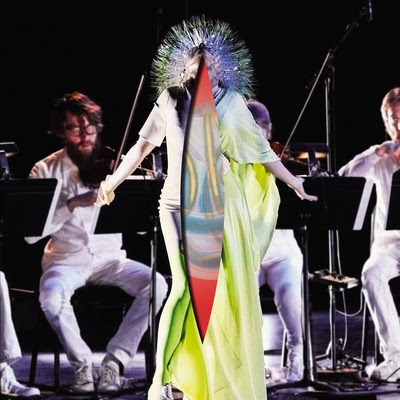 The string version of Björk's eighth studio album Vulnicura is out TODAY