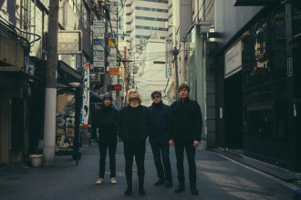 "The Charlatans perform their single ""Let The Good Times Be Never Ending"" on The Late Late Show With James Corden."