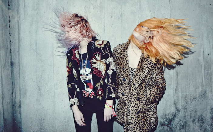 "Deap Vally release ""Royal Jelly"" Produced By Yeah Yeah Yeahs' Nick Zinner"