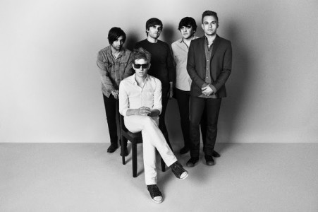 Spoon Celebrate 10 years of Gimme Fiction in Deluxe fashion.