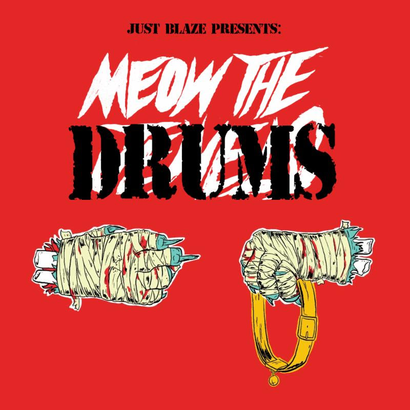 Run The Jewels shares Just Blaze's early 2000's drum kit samples.