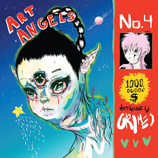 Grimes 'Art Angels' album review. The singer/songwriter/producer's full-length release comes out today
