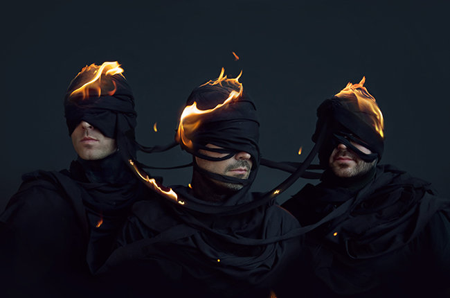 """Young Empires release their new video for """"Uncover Your Eyes'"""