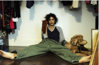 jennylee released her debut solo album today, via Rough Trade Records.