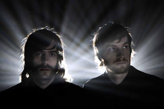 """RATATAT have debuted their video for""""Pricks Of Brightness."""" The clip was Directed by Luis Cerveró,"""