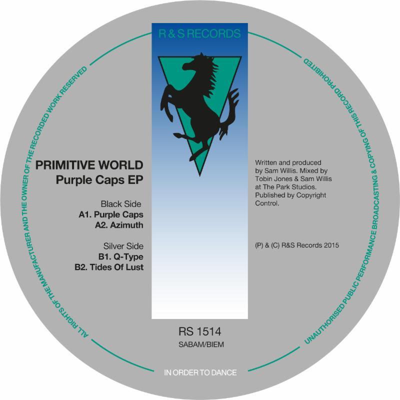 PRIMITIVE WORLD ep