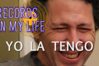 Yo La Tengo member Ira Kaplan guests on 'Records in my Life'.