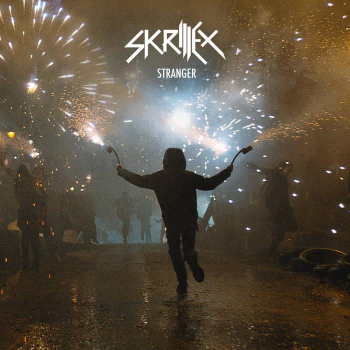 "Skrillex has released a new rework of ""Stranger"""