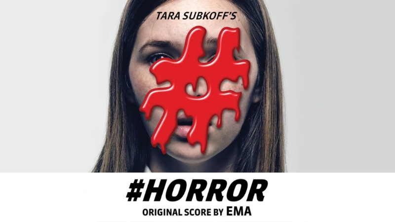 EMA has scored the soundtrack for Tara Subkoff's forthcoming movie #HORROR,