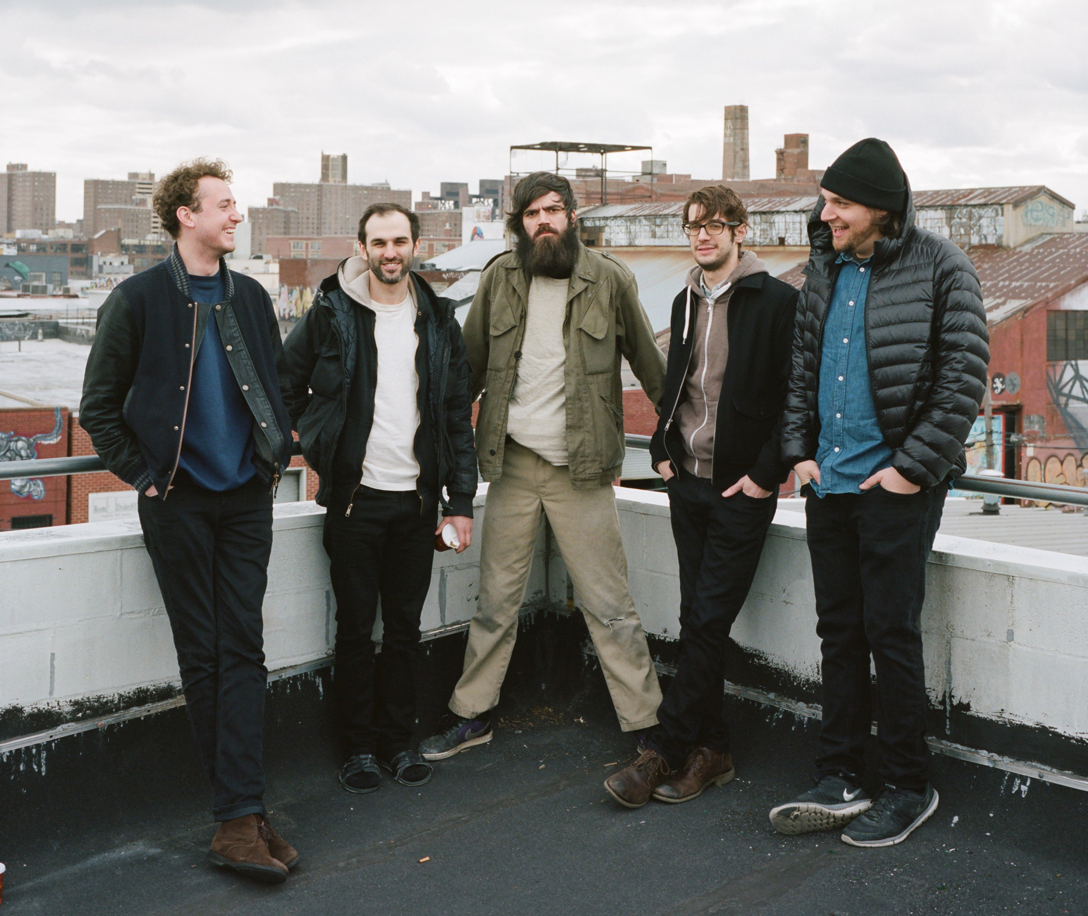 Titus Andronicus announces spring tour with Craig Finn, the tour starts on March 1st in Baltimore,