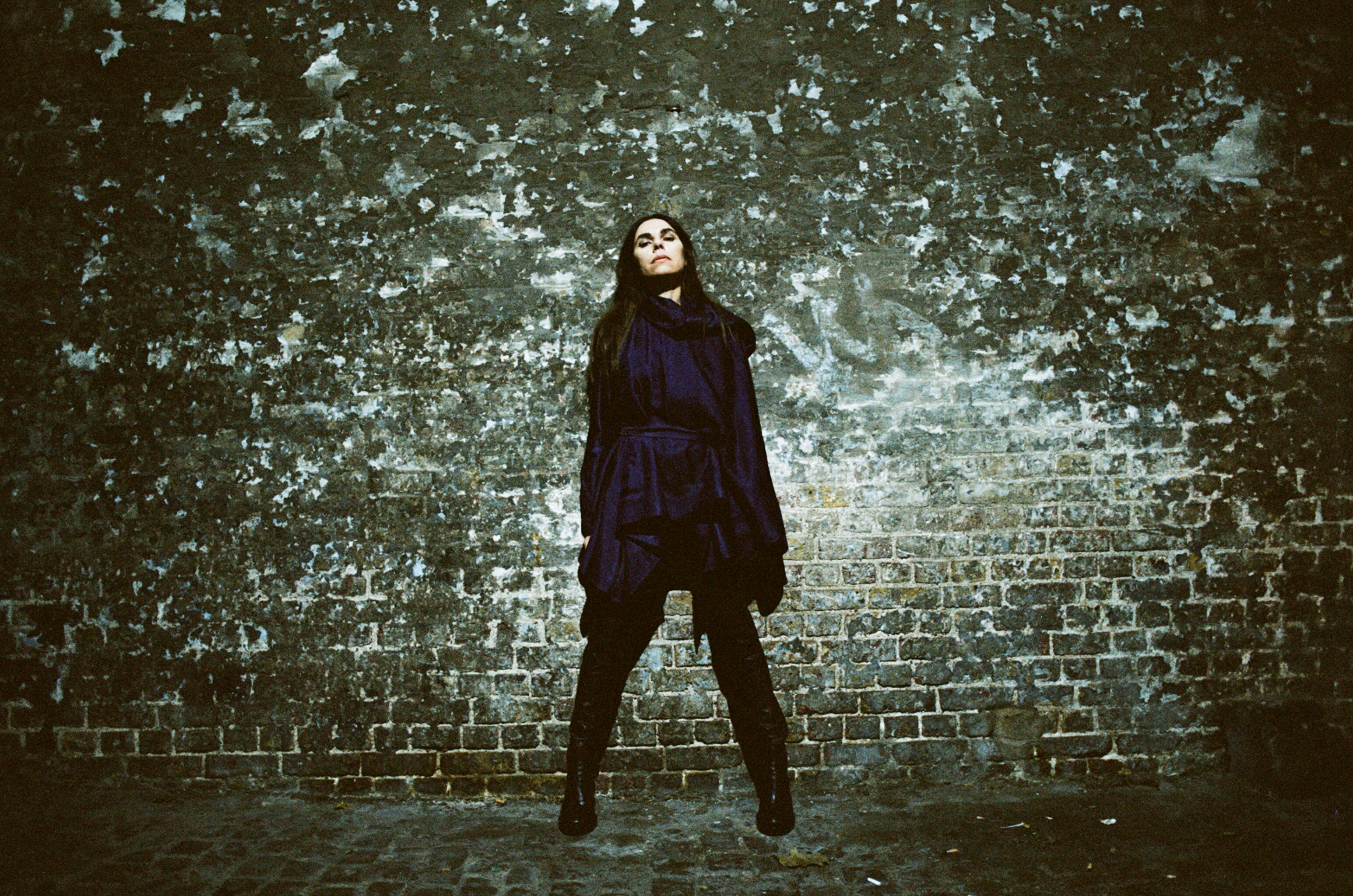 "PJ Harvey returns with new LP in 2016. The album was recorded during her month long residency at Somerset House, ""Recording in Progress""."