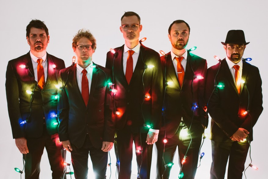 """Astrocolor shares updated take on """"Sleigh Ride"""" from upcoming Xmas album 'Lit"""