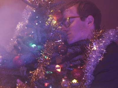 """Dent May shares """"Ill Be Stoned For Christmas"""" video."""