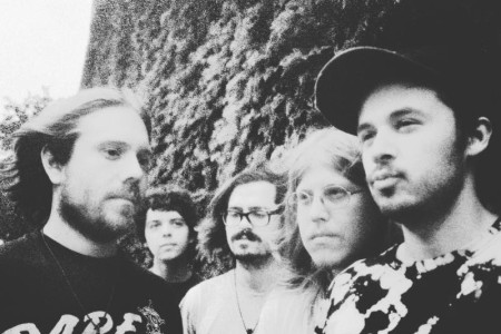 """""""Sueños"""" by Holy Wave is Northern Transmissions' 'Song of the Day' the track comes of the band's 'The Evil Has Landed Part II',"""