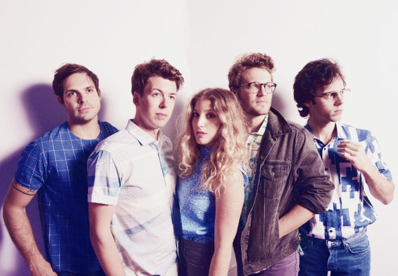 """Ra Ra Riot Reveal Video for """"Water,"""" Band Confirms First Tour in Support of 'Need Your Light'"""