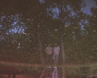 """Peaking Lights Remix Korallreven's """"Here In Iowa""""."""
