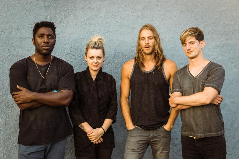 "BLOC PARTY release new single ""The Good News"" , the trax comes off Block Party's forthcoming release 'HYMNS',"