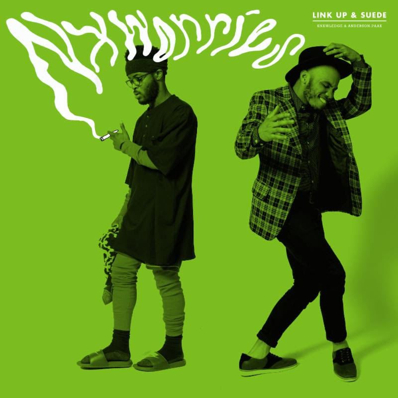 "Northern Transmissions' 'Song of the Day' is ""Link Up"" by NxWorries. The track comes of their forthcoming EP"
