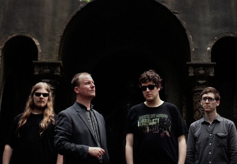 Protomartyr have just returned from a European tour. They will be playing shows across the States and Canada in 2016,