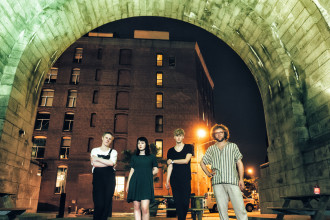 """Yumi Zouma releases """"Second Wave"""" Video,. The song comes off Yumi Zouma's latest self-titled EP"""