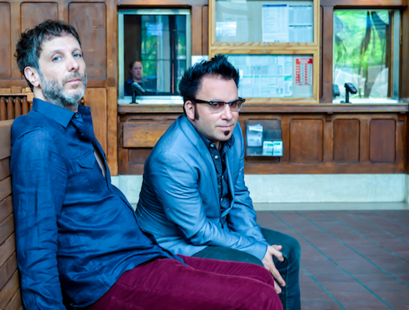 """Mercury Rev release new video for the single """"Come Up For Air""""."""