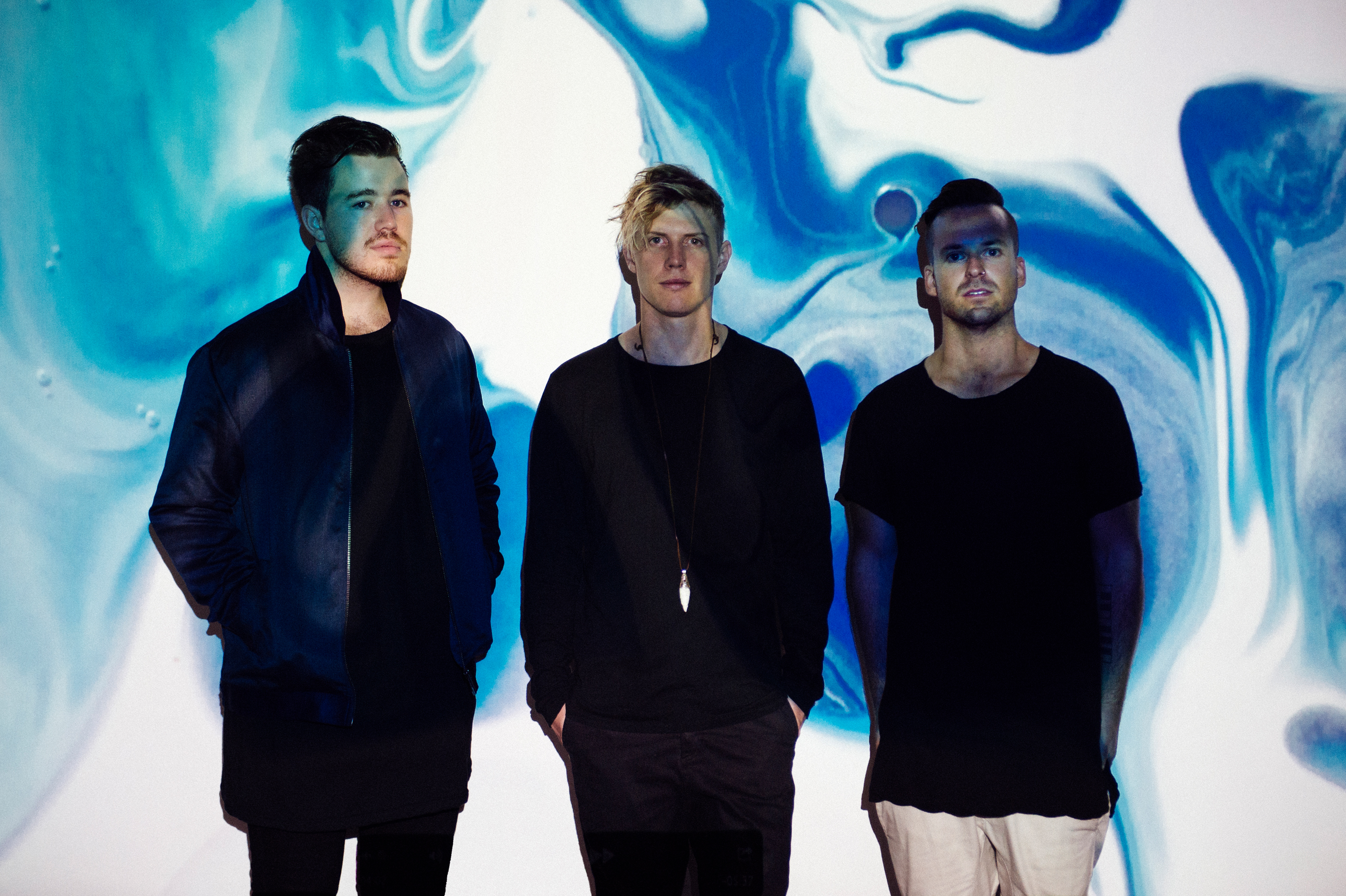 """Rufus Du Sol stream """"Say A Prayer"""", the song comes off their album 'Bloom',"""