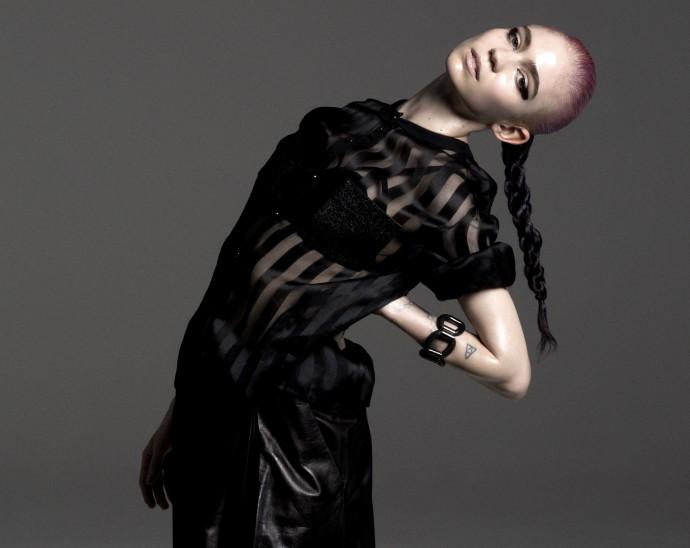 Grimes releases her new video for Kill V. Maim