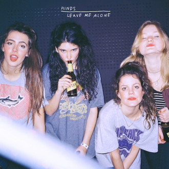Hinds' new full-length 'Leave Me Alone' album review